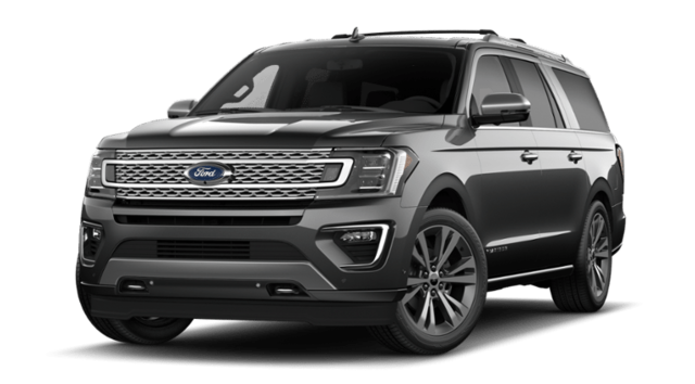 New 2020 Ford Expedition Max Platinum SUV in Auburn, MA